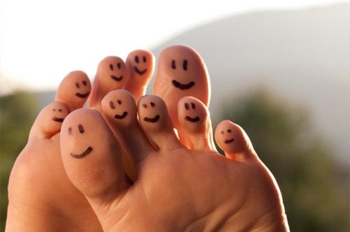 5 lépés a lábszag ellen